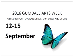 Gumdale State School Arts Week