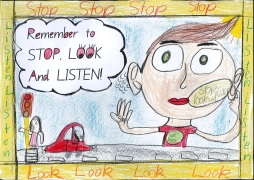 2P Promote Road Safety