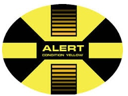 The Yellow Alert Sytem